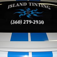 Island Tinting logo
