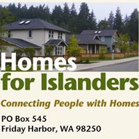 Homes For Islanders logo