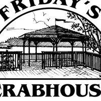 Friday's Crabhouse logo