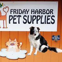 Friday Harbor Pet Supplies logo