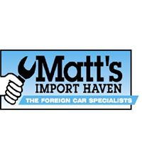 Matt's Import Haven logo