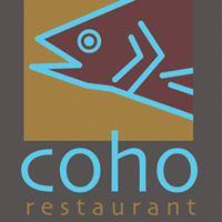 Coho Restaurant logo