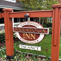 Saratoga Inn logo
