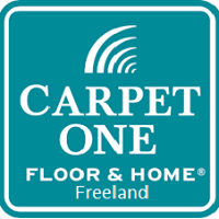 Freeland Carpet One logo