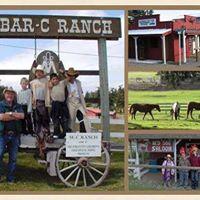 M Bar C Ranch logo