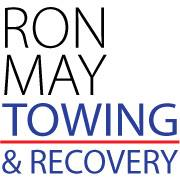 Ron May Towing & Recovery logo