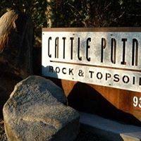 Cattle Point Rock & Topsoil logo