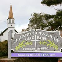 Camano Lutheran Church logo