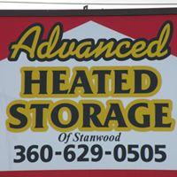 Advanced Heated Storage logo