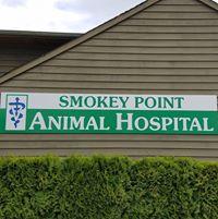 Smokey Point Animal Hospital logo