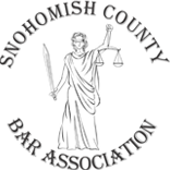 Snohomish County Bar Association logo