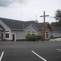 Atonement Free Lutheran Church logo