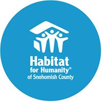 Habitat For Humanity Of Snohomish County logo