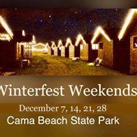 Cama Beach Historical State Park logo