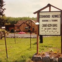 Stanwood Kennels logo