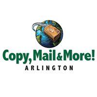 Arlington Copy Mail & More logo