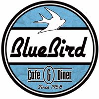 Blue Bird Cafe logo