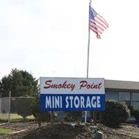 Smokey Point Mini Storage logo