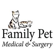 Family Pet Medical & Surgery logo