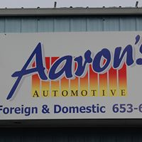 Aarons Automotive Inc logo