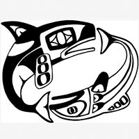 Maya's Legacy Whale Watching logo