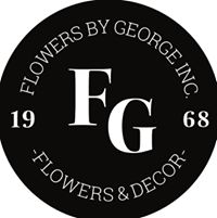 Flowers By George logo