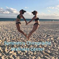 Symmetry Chiropractic Wellness Center logo