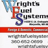 Wright's Fuel Systems logo