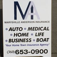 Marysville Anderson Insurance Agency logo
