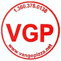 Van Go's Pizza logo