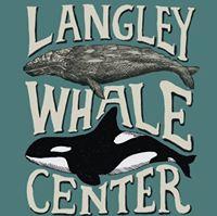 Langley Whale Center logo