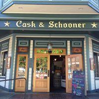 Cask And Schooner logo
