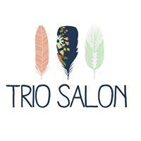 Trio Salon logo