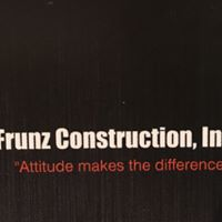 Frunz Construction logo