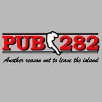 Pub 282 logo