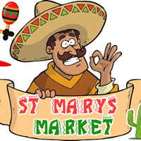 St Marys Market logo