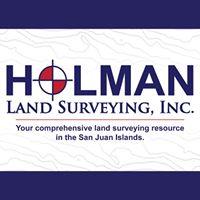 Holman Land Surveying Inc logo