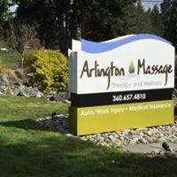 Arlington Massage Therapy And Wellness logo