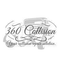 360 Collision logo