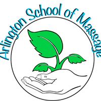 Arlington School Of Massage logo