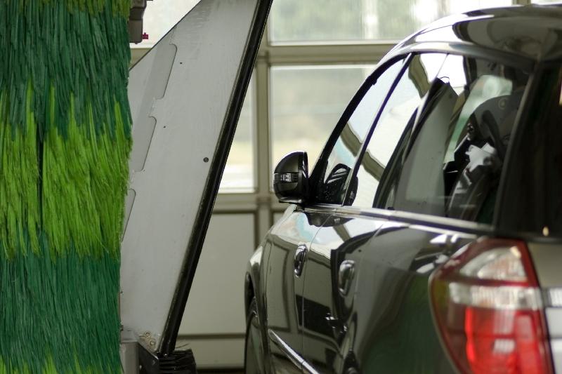 Innovative Car Wash Systems logo
