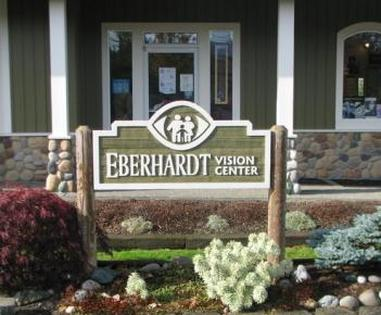 Eberhardt Vision Center logo