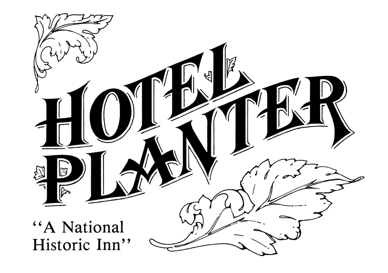 Hotel Planter logo