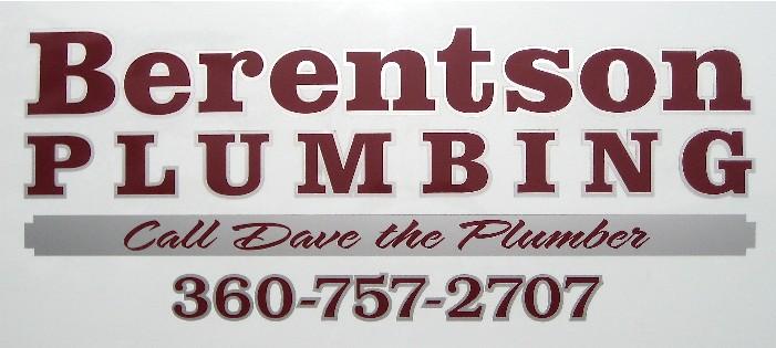 Berentson Plumbing logo