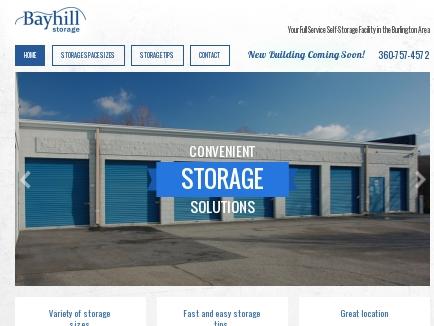 Bayhill Storage logo