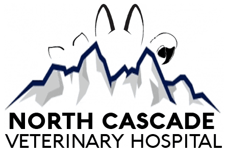 North Cascade Vet Hospital logo