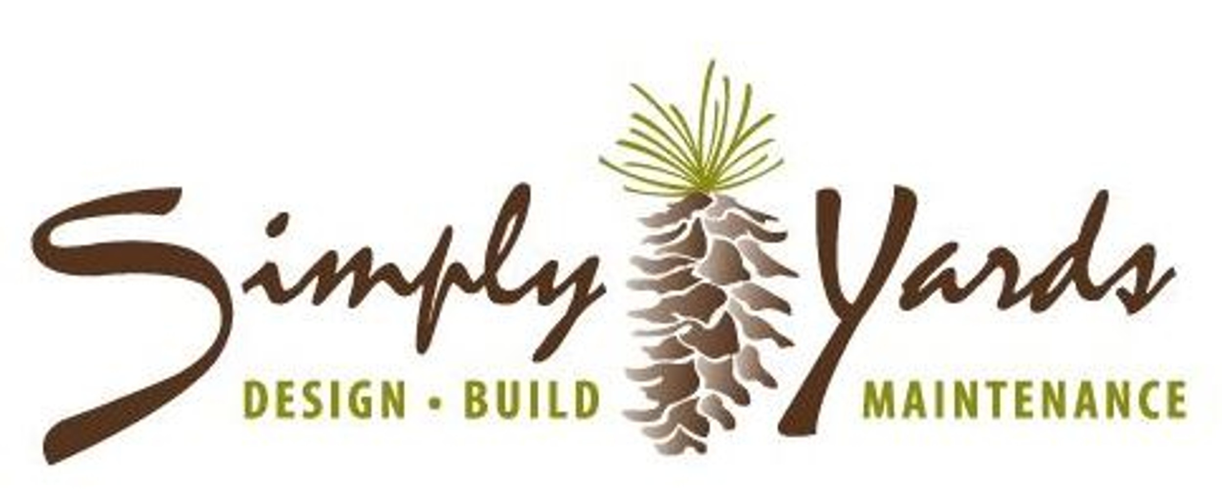 Simply Yards Landscape Design logo
