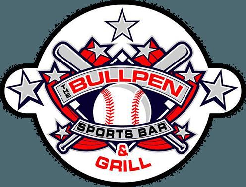 Bullpen Sports Bar & Grill logo