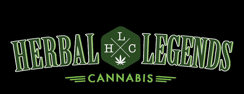 Herbal Legends Cannabis logo
