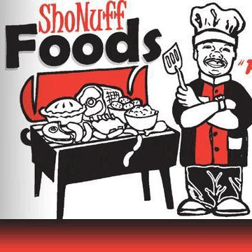 ShoNuff Foods logo